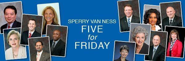 5 for Friday banner