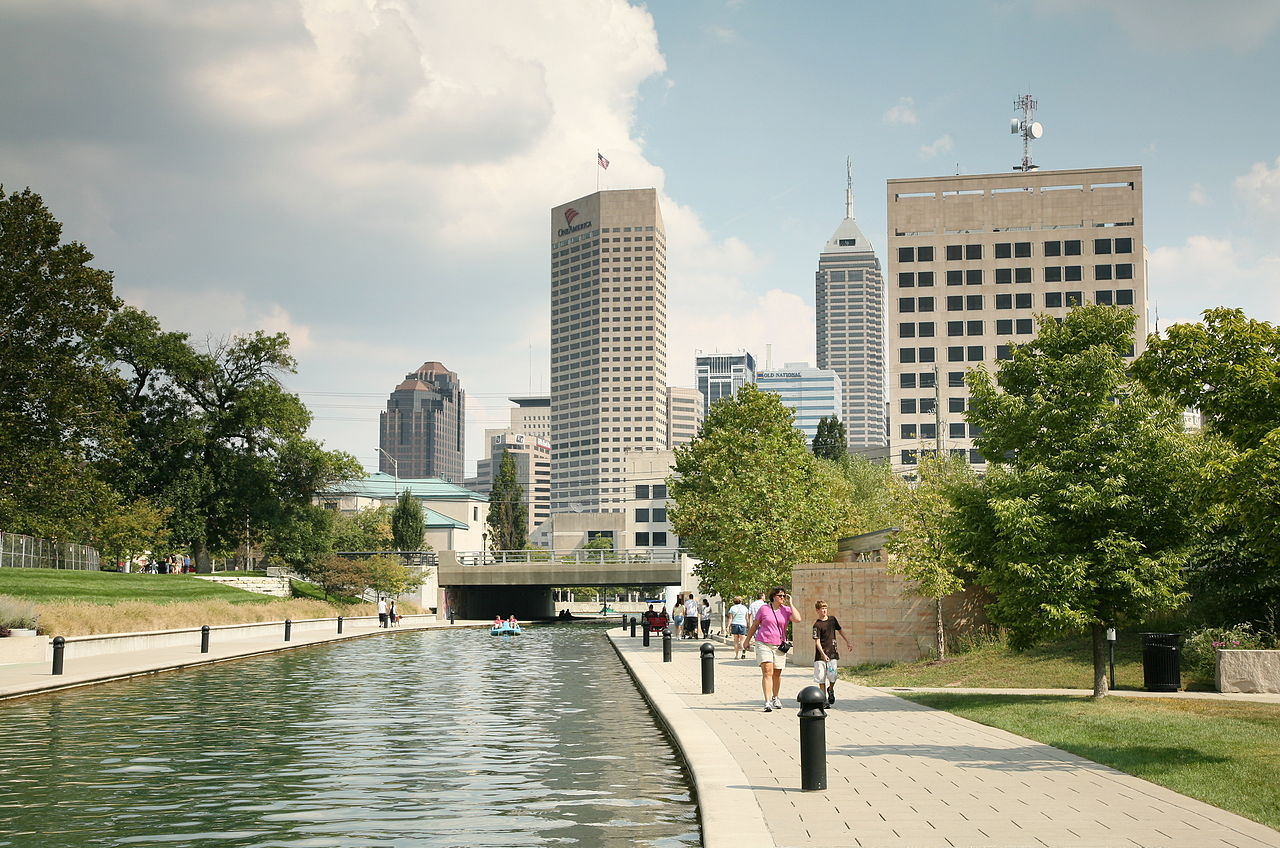 Indianapolis, IN | 2014 Top CRE Markets to Watch : Office