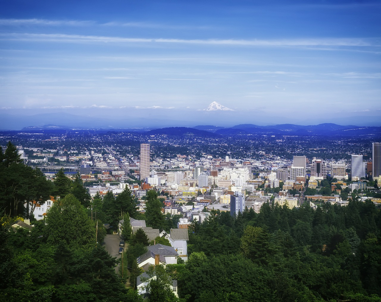 Portland, OR | 2014 Top CRE Markets to Watch : Apartment