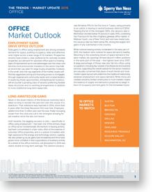 2015 Office Market Outlook