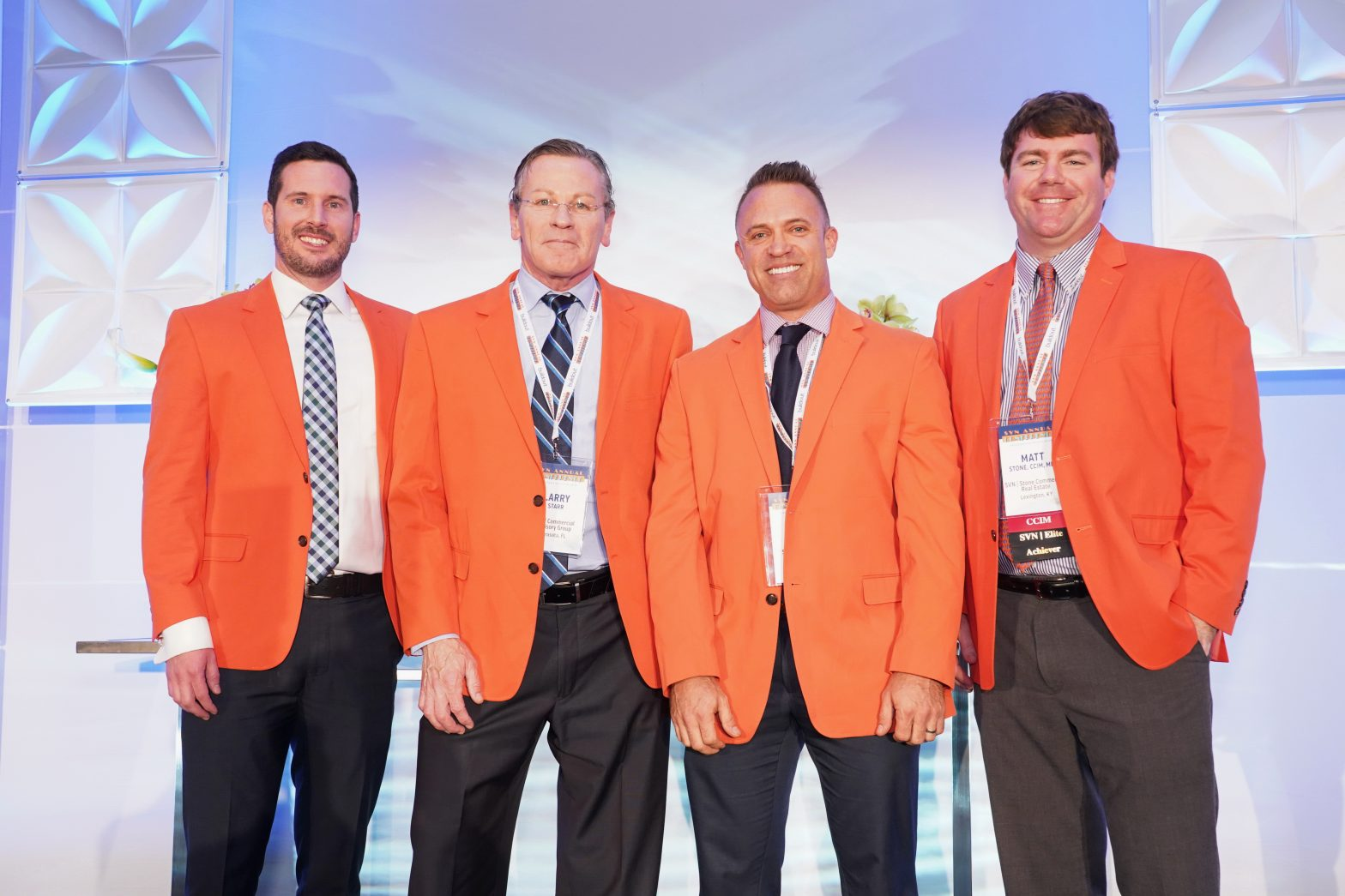 SVN Specialty Awards Presented at 2019 Annual Conference